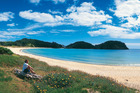 Matapouri Bay is just one of a string of idyllic beaches on the Tutukaka Coast. Photo / Supplied