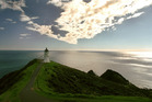 Cape Reinga is a magical place in the early morning light. Photo / Ross White