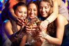 Work events, birthdays, Friday and Saturday nights, nights in front of DVDs, holidays, Sunday lunches: all involved drinking, no matter what I was doing and who I was doing it with. Photo / Thinkstock