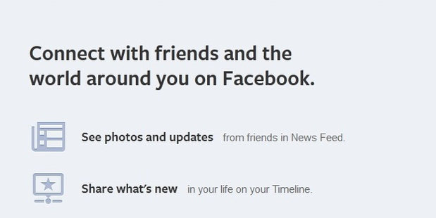 Facebook's feature, called Legacy Contact, has been available in the US since February and is being launched in New Zealand, Australia and Japan today. Photo / screenshot