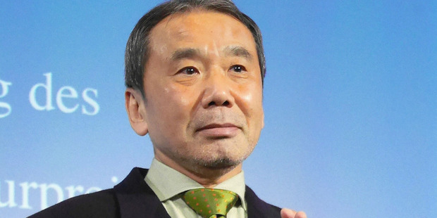 Star author Haruki Murakami has built up a strong audience since he first started to write in the late 1970s, and was in Auckland this week for the city's Writers Festival. Photo / Getty Images