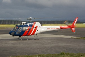BayTrust Rescue Helicopter