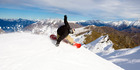 Queenstown offers some of Australasia's best skiing and snowboarding. Photo / Supplied
