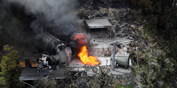 Ongoing coverage by John Campbell of the Pike River mine tragedy was seen as a liability by management. Photo / Supplied