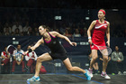 Squash: King falls in British Open quarterfinals
