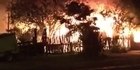 Tautoko FM fire