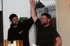 The Rotorua heat of the Fire Dragon Chillies NZ Chilli Eating Champs was held at the Brew Bar on Saturday