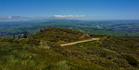 Drive to the top of Whariti Peak, one of the highest vehicle accessible peaks in the North Island, for views as far as the eye can see. Photo / Supplied