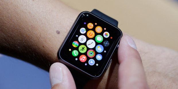 Williams also revealed Apple will next month will take a step toward making the Apple Watch more independent of the iPhone. Photo / AP