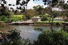 The town's historic Stone Store sits alongside the Kerikeri River. Photo / Supplied