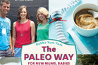 The cover of Pete Evans' recently released Paleo book for kids. Photo / Bubba Yum Yum