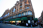 Harrods has just ordered its second shipment of Zealong tea. Photo / Getty Images