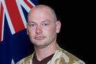 Staff Sergeant Robert Victor Keith McGee. Photo / NZDF