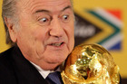 Blatter benched: super sub needed