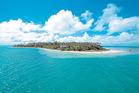 Fafa Island resort in Tonga. Photo / Supplied