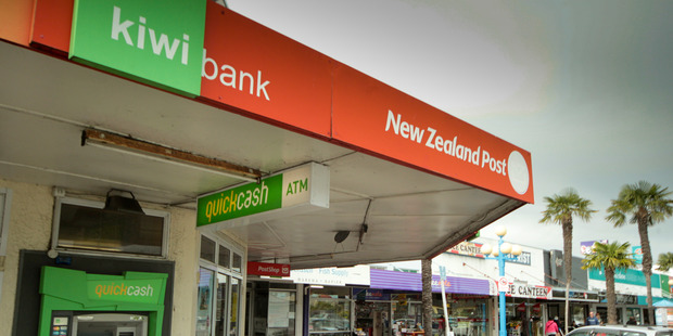 Kiwibank and New Zealand Post announced their half-year earnings today.