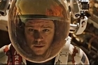 Matt Damon goes to Mars in the first trailer for director Ridley Scott's latest movie.