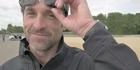 Actor Patrick Dempsey prepares for car racing comp.