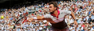 Switzerland's Stan Wawrinka endured a lean spell earlier this year after splitting from his wife. Photo / AP