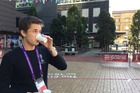 Brydon Sundgren took part in our blind tasting on the streets of Auckland.
