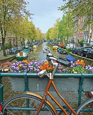 Amsterdam. Photo / Supplied
