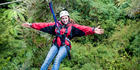 Rotorua Canopy Tours' zipline gives high-speed thrills and helps a pest-control project. Photo / Andy Belcher