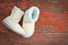 The footwear is designed to be worn as nothing else but slippers, says a spokesperson from Podiatry NZ. Photo / Thinkstock