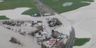 Amazing aerial photos of Wanganui floods -2