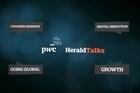 Highlights from the PwC Heraldtalks event held on Wednesday.