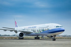 A China Airlines Airbus A330-300. Photo / Supplied