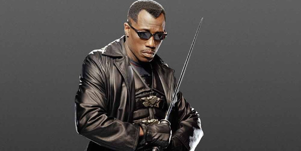 Wesley Snipes believes Blade 4 is a Go. Photo / Supplied