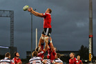 Dominic Bird is moving from the Crusaders to the Chiefs. Photo / Getty