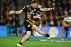 Marty McKenzie will leave the Chiefs to join the Crusaders next season. Photo / Getty