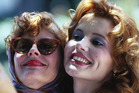 Susan Sarandon and Geena Davis star in the 1991 movie, Thelma and Louise. Photo / MGM