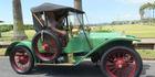 1910 Delage vintage car