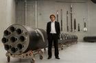 Peter Beck of Rocket Labs.