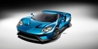 Ford unveils GT EcoBoost at Detroit Auto Show