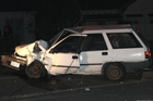 CRASH SITE: Most serious accidents happen on urban roads.