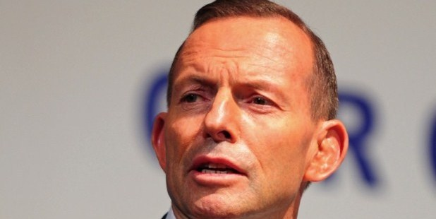 Australia's Prime Minister Tony Abbott. Photo / AFP