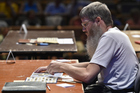 Nigel Richards doesn't speak French so his victory at the Francophone Scrabble World Championships is all the more amazing. Photo / Getty Images