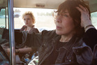 Grandma puts Lily Tomlin in the driving seat