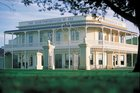 The Martinborough Hotel was restored in 1996 to a five-star level. Photo / Supplied