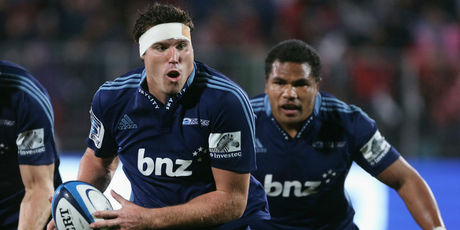 Culum Retallick is off to Australia to join the Melbourne Rebels. Photo / Getty