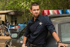 Antony Starr as Lucas Hood in Banshee (supplied).