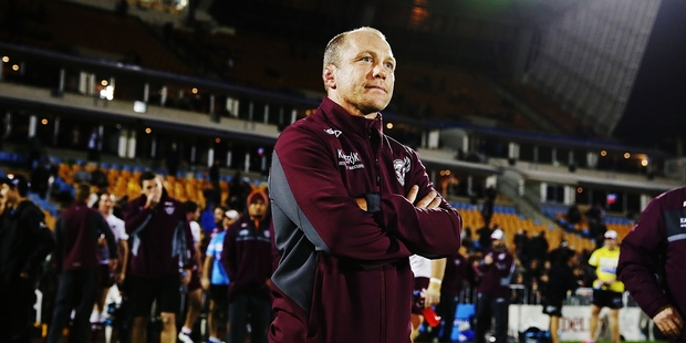 Loading Geoff Toovey. Photo / Getty Images