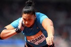 Valerie Adams. Photo / Getty