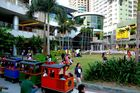 Shopping malls have taken over as public gathering spaces in the Philippines.  Photo / 123RF