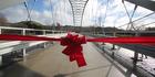 Opening of Wylies Bridge