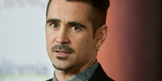 Colin Farrell. Photo / Getty Images