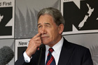The longer Winston Peters fails to address this underlying threat to the party's longevity the likelihood of the party's survival as a potent political force continues to diminish. Photo / Ben Fraser